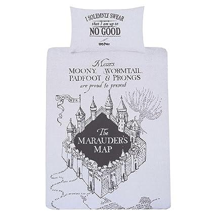 Lenzuola Harry Potter.Harry Potter Single Reversible Duvet Covers Single 135x200cm Cosy Quilt Covers Bedding Sets Grey