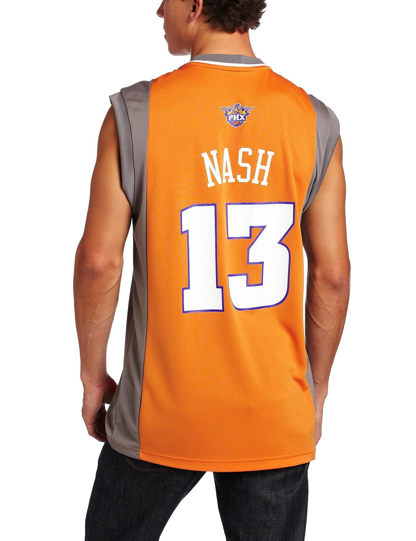 Adidas NBA Phoenix Suns Steve Nash revolución 30 suplente réplica de la Camiseta, NBA, Steve Nash, Hombre, Color Naranja, tamaño Small: Amazon.es: Deportes ...