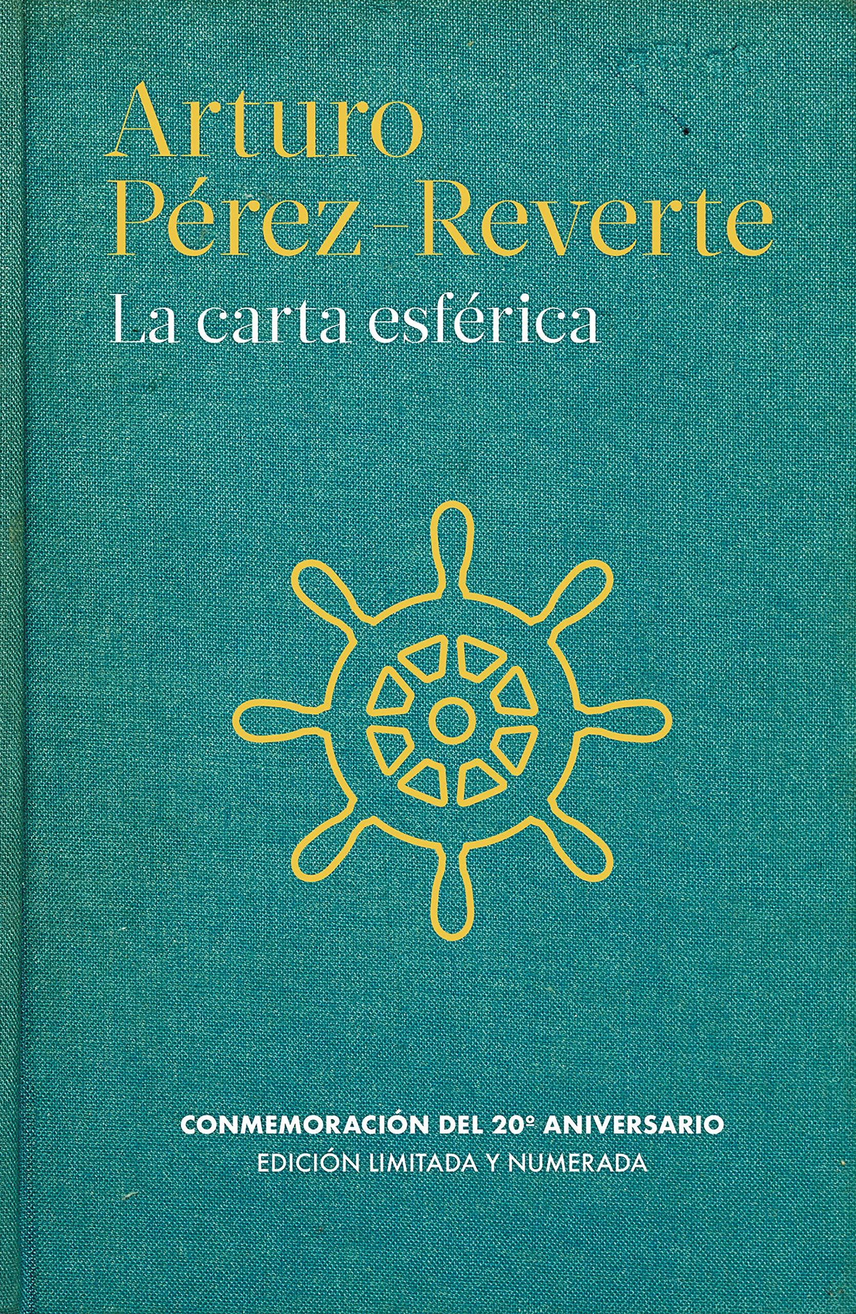 La carta esférica (Best Seller): Amazon.es: Pérez-Reverte, Arturo: Libros