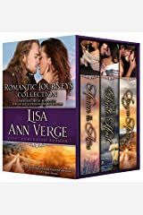 Romantic Journeys Collection: 3 Sweeping Historical Romances for Lovers of Passion and Adventure Kindle Edition