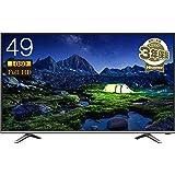 ハイセンス 49V型 液晶 テレビ 49A50 フルハイビジョン 外付けHDD裏番組録画対応 メーカー3年保証 2018年モデル