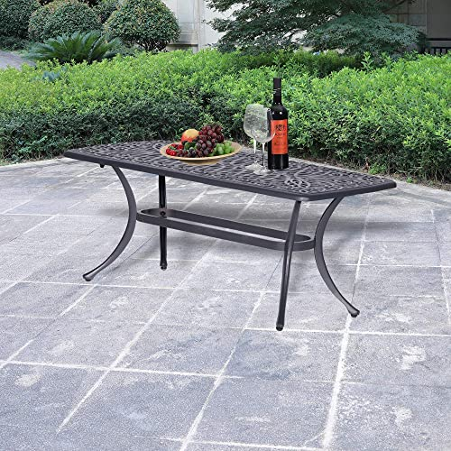 Patio Athens Modern Coffee Table