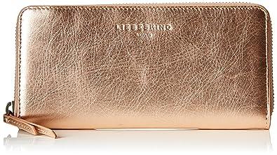 338336b27de9d9 Liebeskind Berlin Damen Sally7v Metall Geldbörse, (Rose Gold), 2x9x19 cm