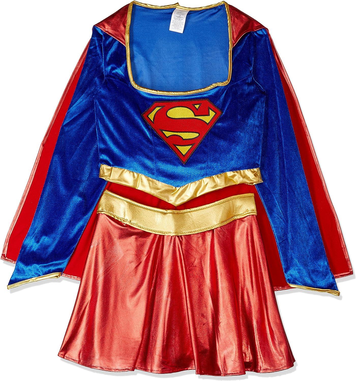 Desconocido Disfraz de Supergirl para mujer: Amazon.es: Juguetes y ...