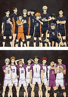 ハイキュー!! 烏野高校 VS 白鳥沢学園高校 Vol.1 [Blu-ray]