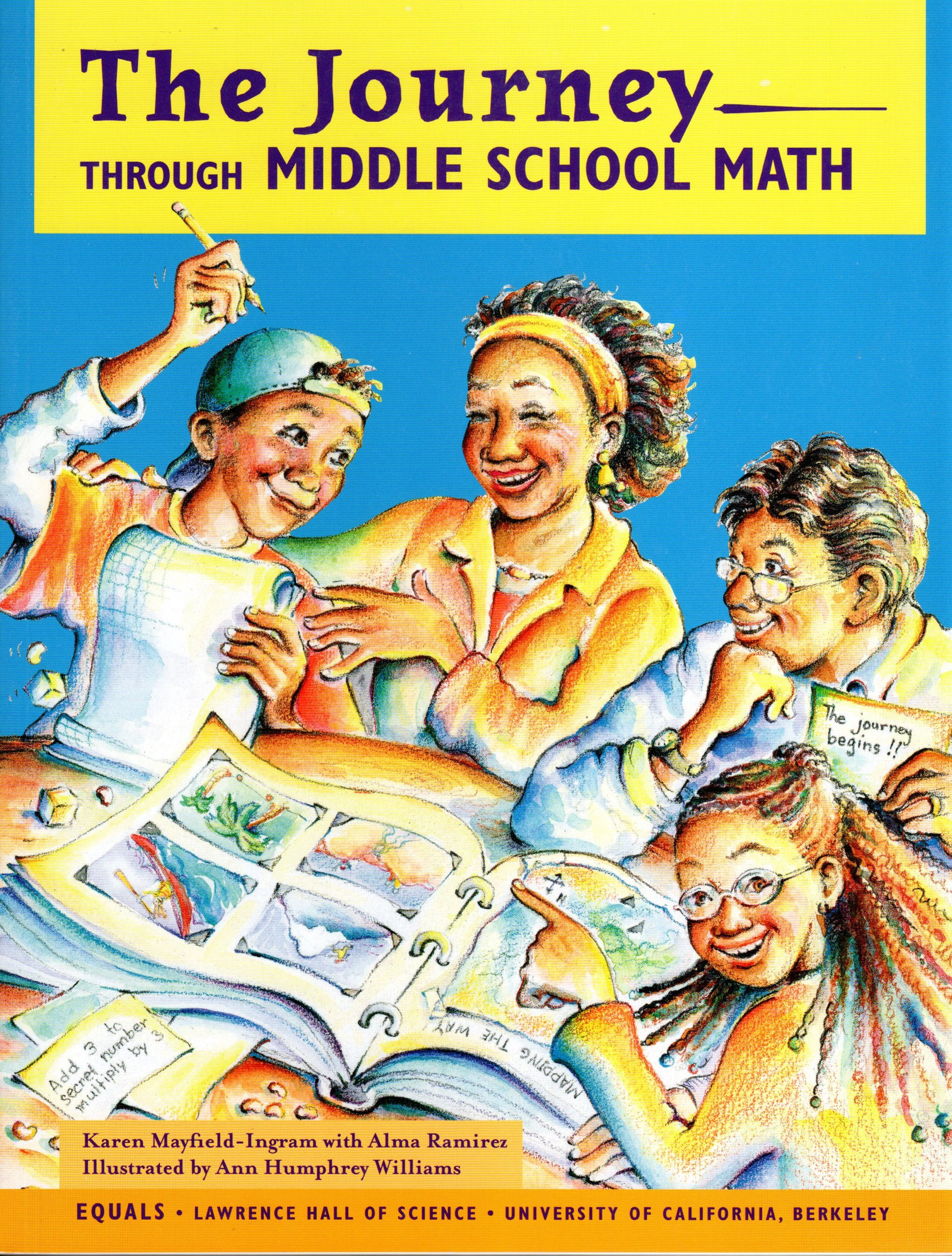 Download The Journey through Middle School Math PDF