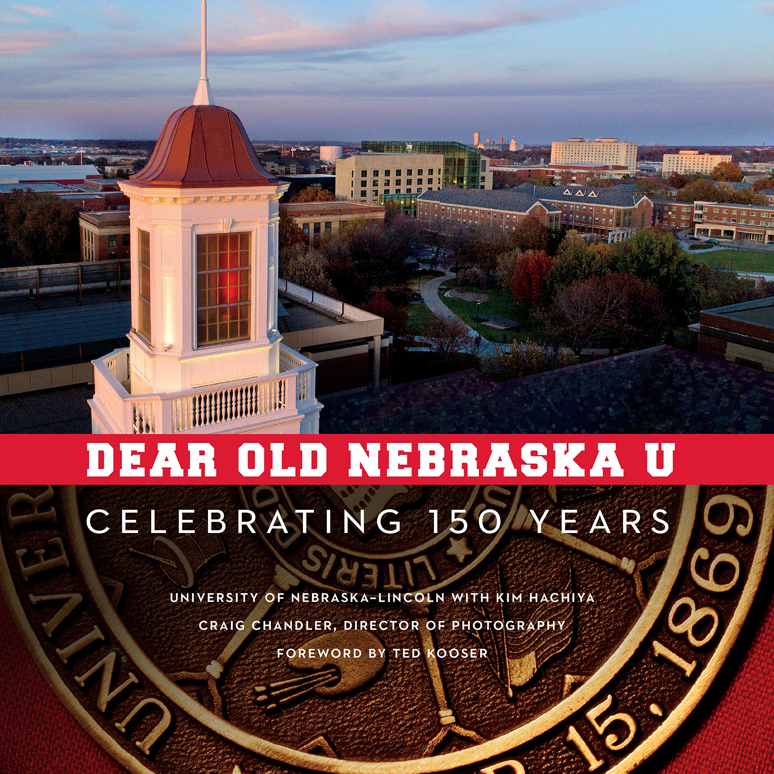 Dear Old Nebraska U book cover