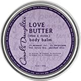 Carol's Daughter  Love Butter Body Balm, 4 oz (Packaging May Vary)