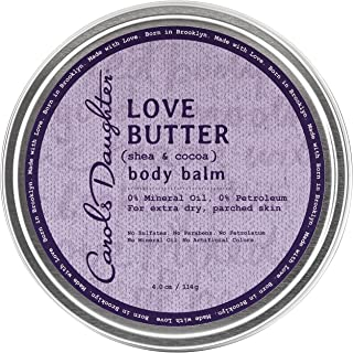 product image for Carol's Daughter Nourishing Love Butter Body Balm with Shea Butter and Cocoa Butter for Extra Dry Parched Skin and No Parabens, 4 oz