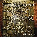 Necronomicon Wall Calendar 2016 (Art Calendar)