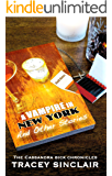 A Vampire in New York and Other Stories (Dark Dates Short Stories Book 5)