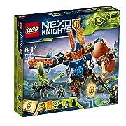 【Amazon.co.jp限定】レゴ(LEGO) ネックスナイツ クレイのデジタル魔術師 72004