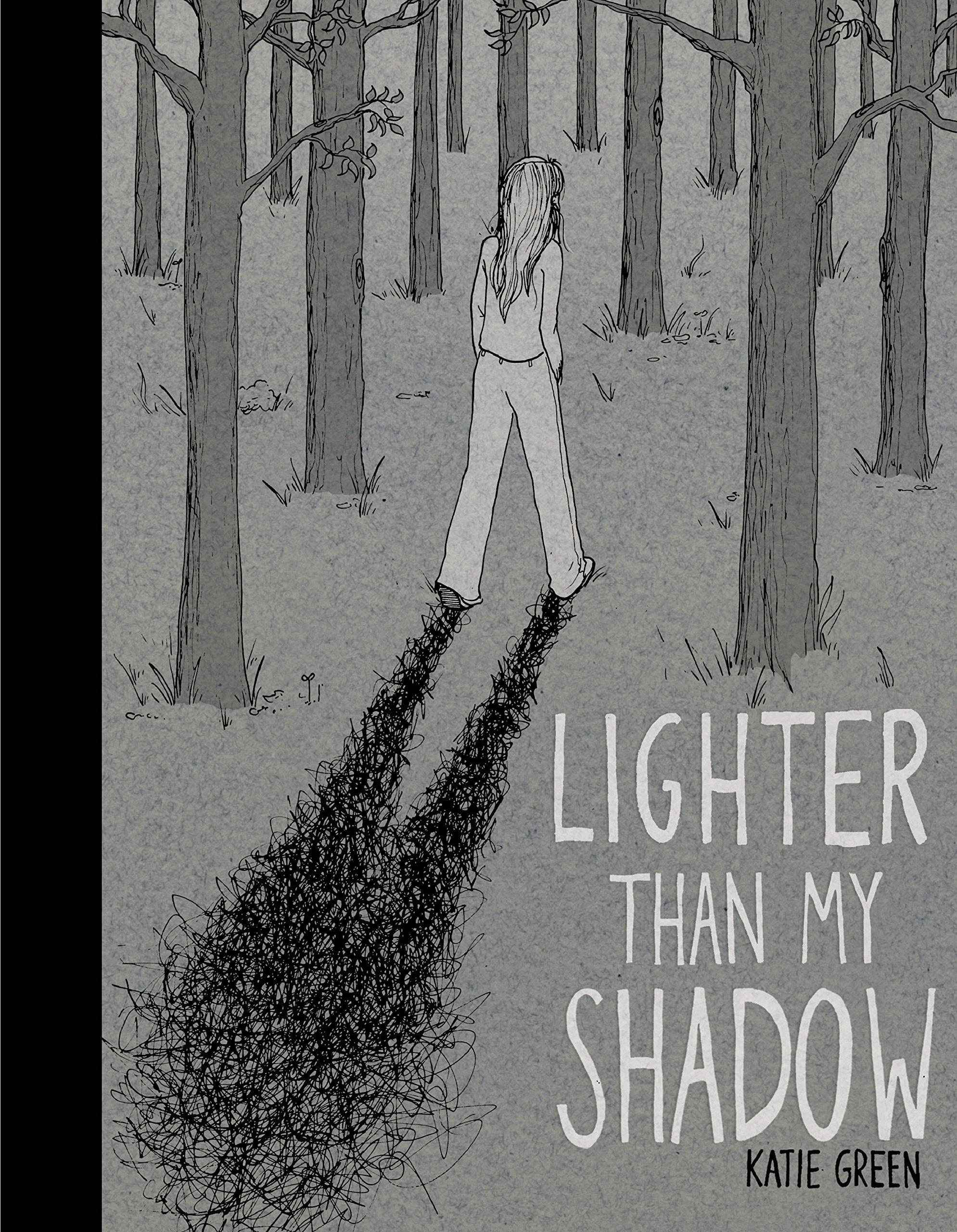 Lighter Than My Shadow, by Katie Green
