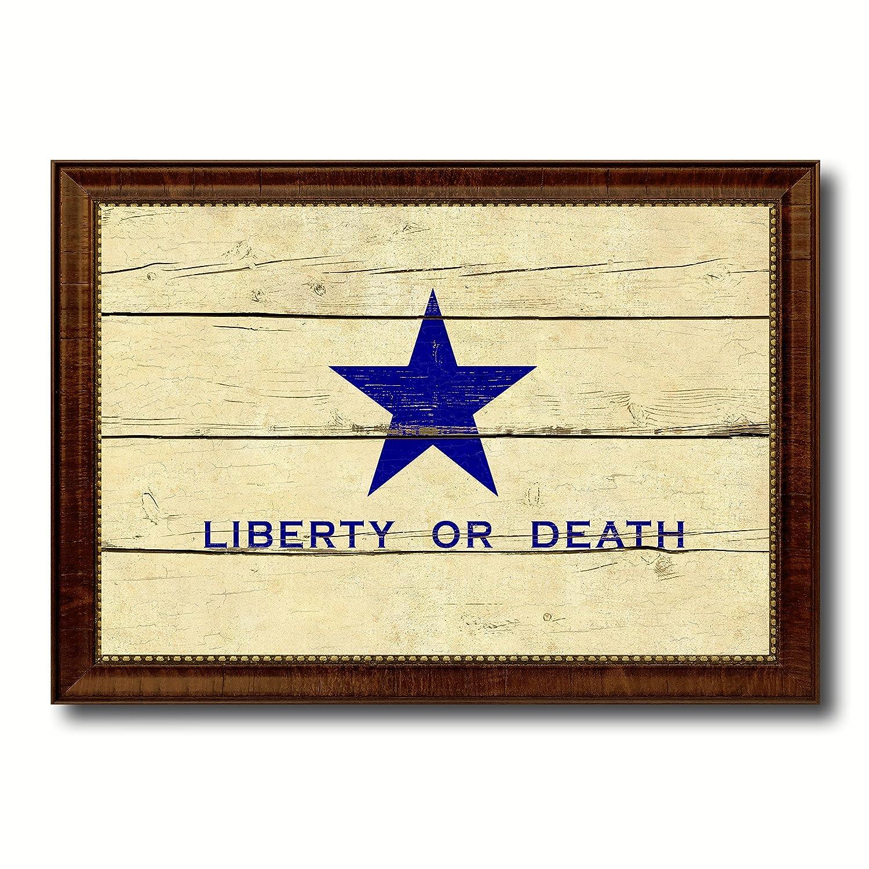 Amazon.com: Liberty or Death Flag Goliad Texas Battle Independence ...
