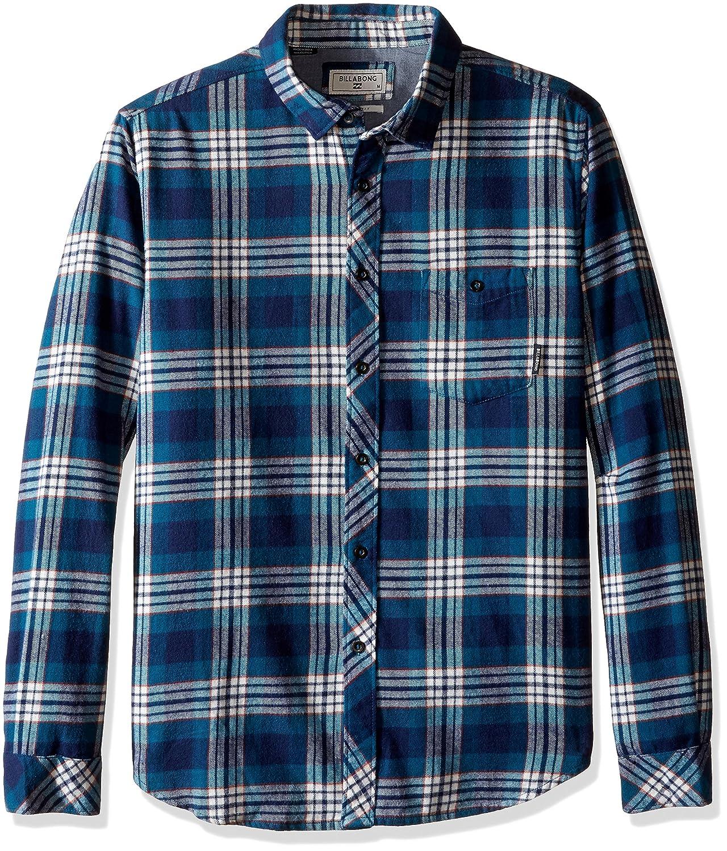 ff33445d049 Billabong Men's Jackson Woven Short Sleeve Shirt