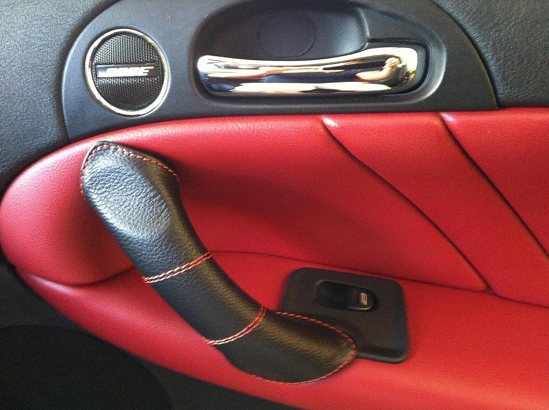 147 Genuine Leather Cover for Inner Door Handle, Left or Right lartepelle