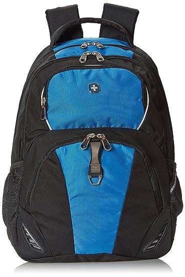 Рюкзак чёрный с голубой рюкзак кондор 80 л