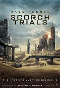 Maze Runner : Scorch Trials - Movie Poster (24 x 36 Inches), Glossy Finish (Thick): Dylan O'Brien, Kaya Scodelario