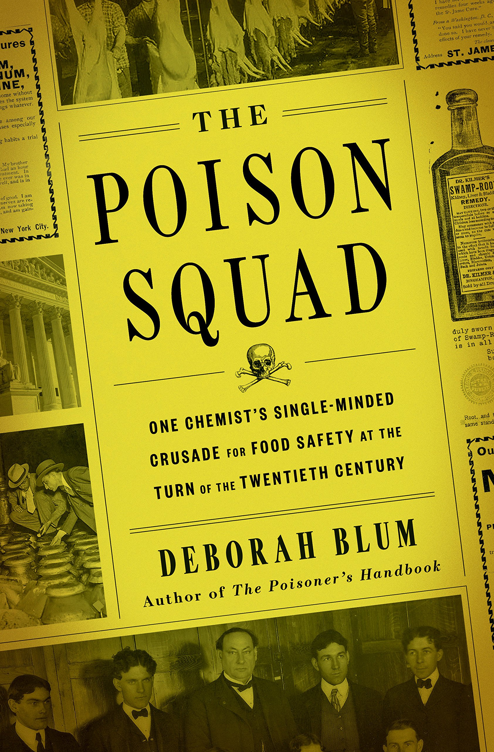 Image result for the poison squad deborah blum