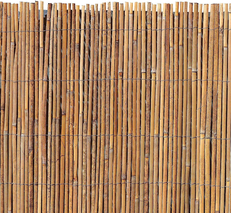 Amazon De Estexo Bambusmatte Sichtschutzzaun Gartenzaun Natur