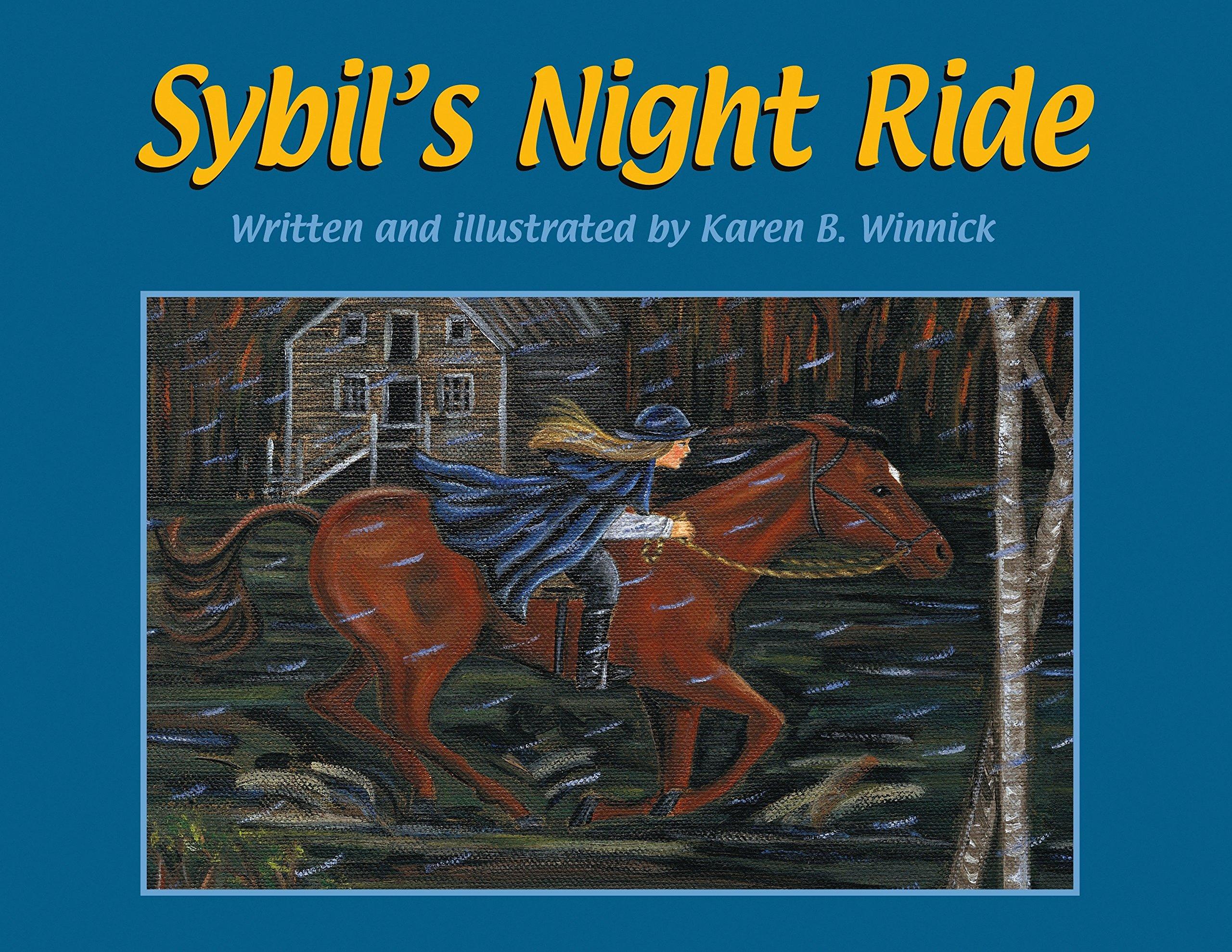 Read Online Sybil's Night Ride PDF