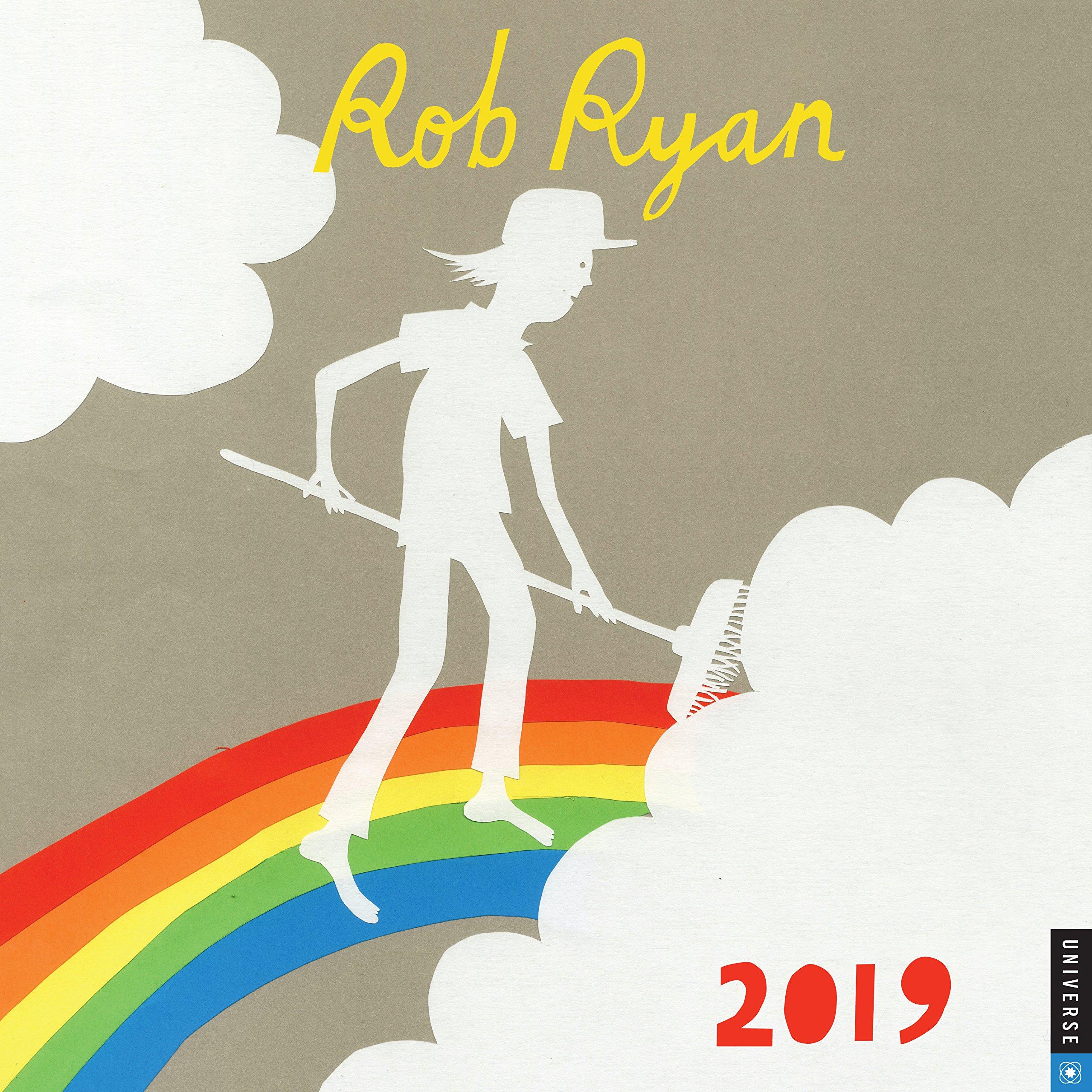 Rob Ryan 2019 Calendar