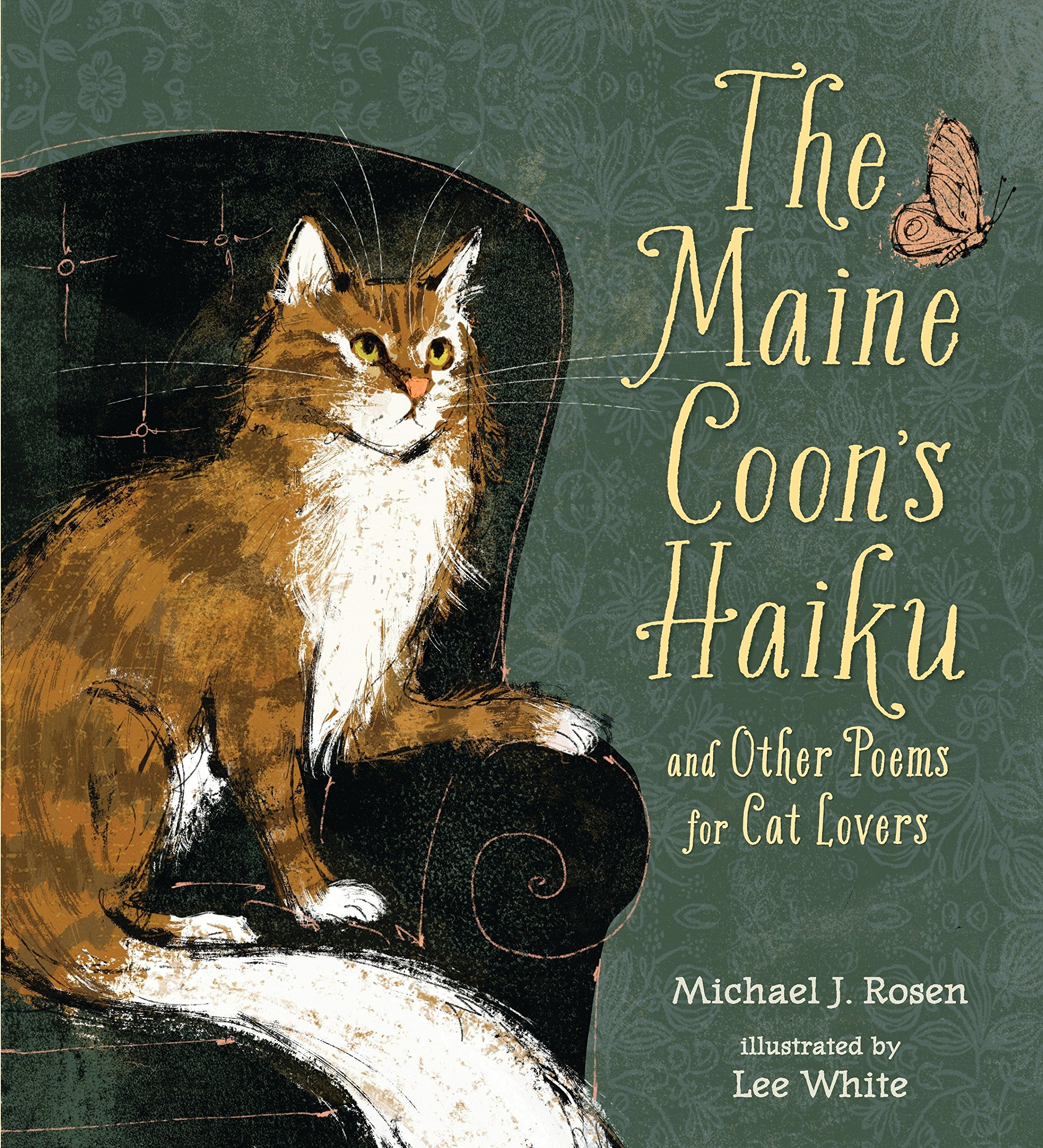The Maine Coon's Haiku: And Other Poems for Cat Lovers ebook