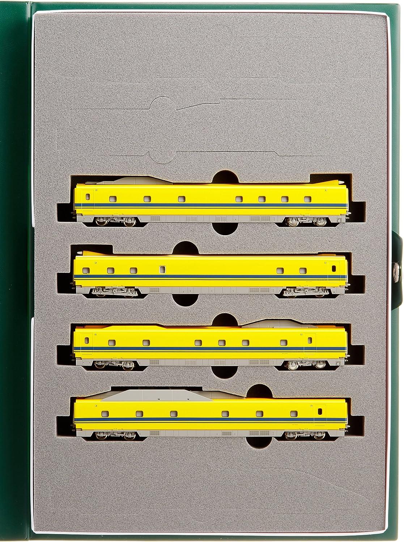 DOCTOR YELLOW Model Train Add-On 4-Car Set Type 923-3000 Shinkansen Inspection Cars