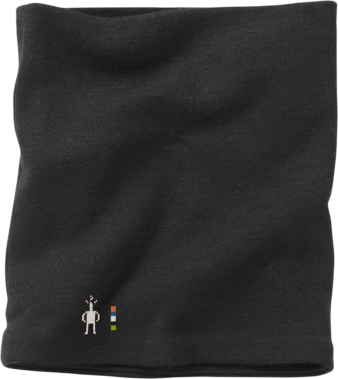 Smartwool Neck Gaiter Black One Size: Clothing