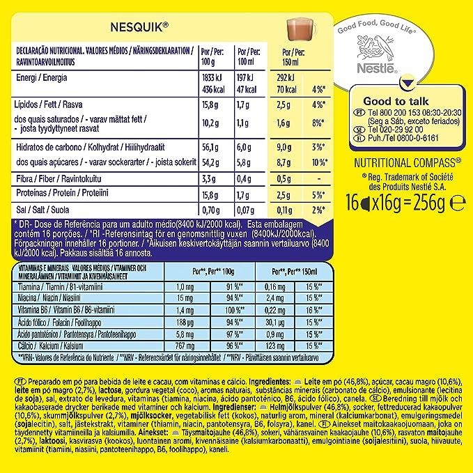 Nestle Dolce Gusto Nesquik - Café (Cápsulas, Color blanco, Amarillo): Amazon.es: Alimentación y bebidas