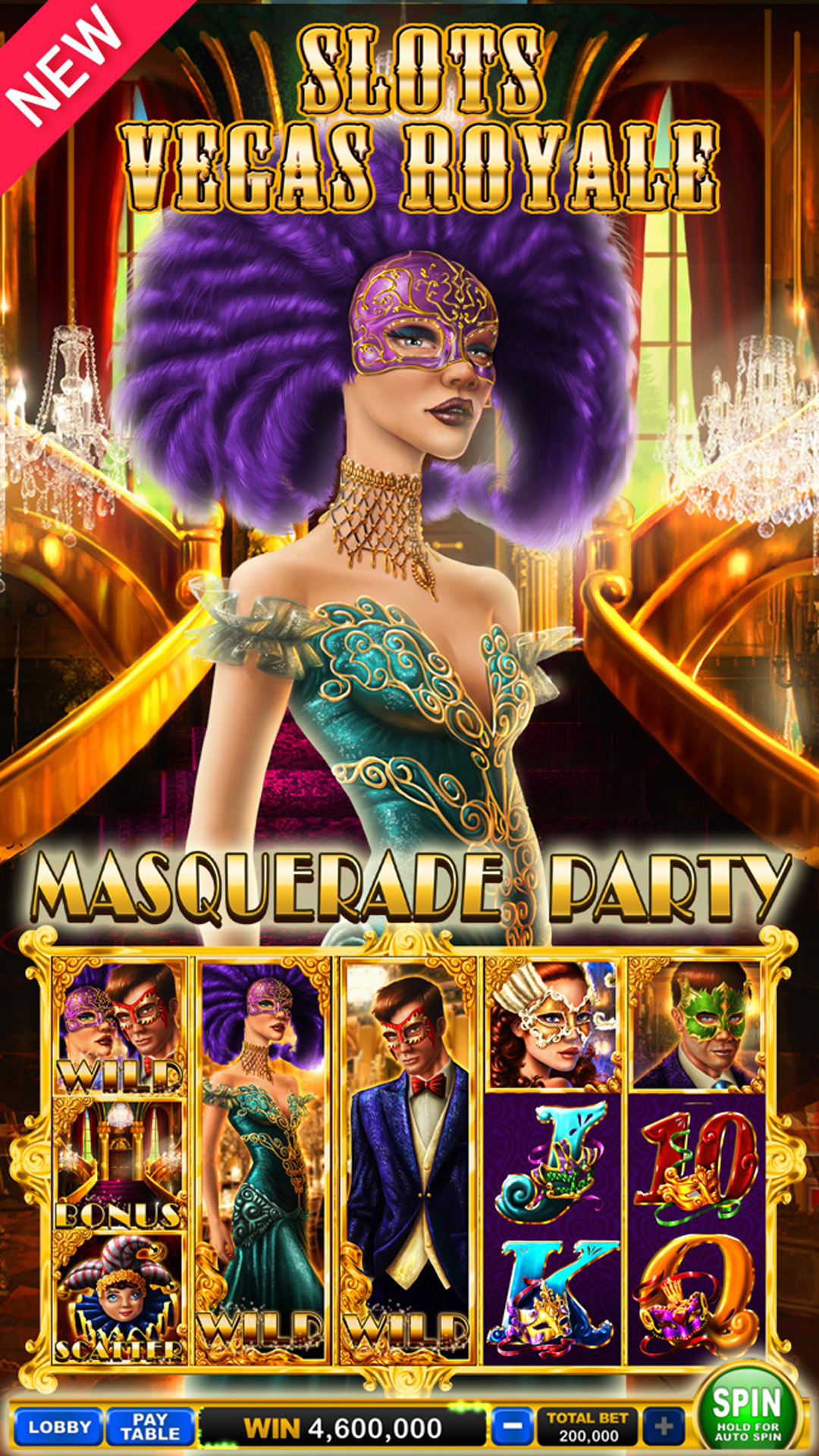 Free Vegas Style Slot Games