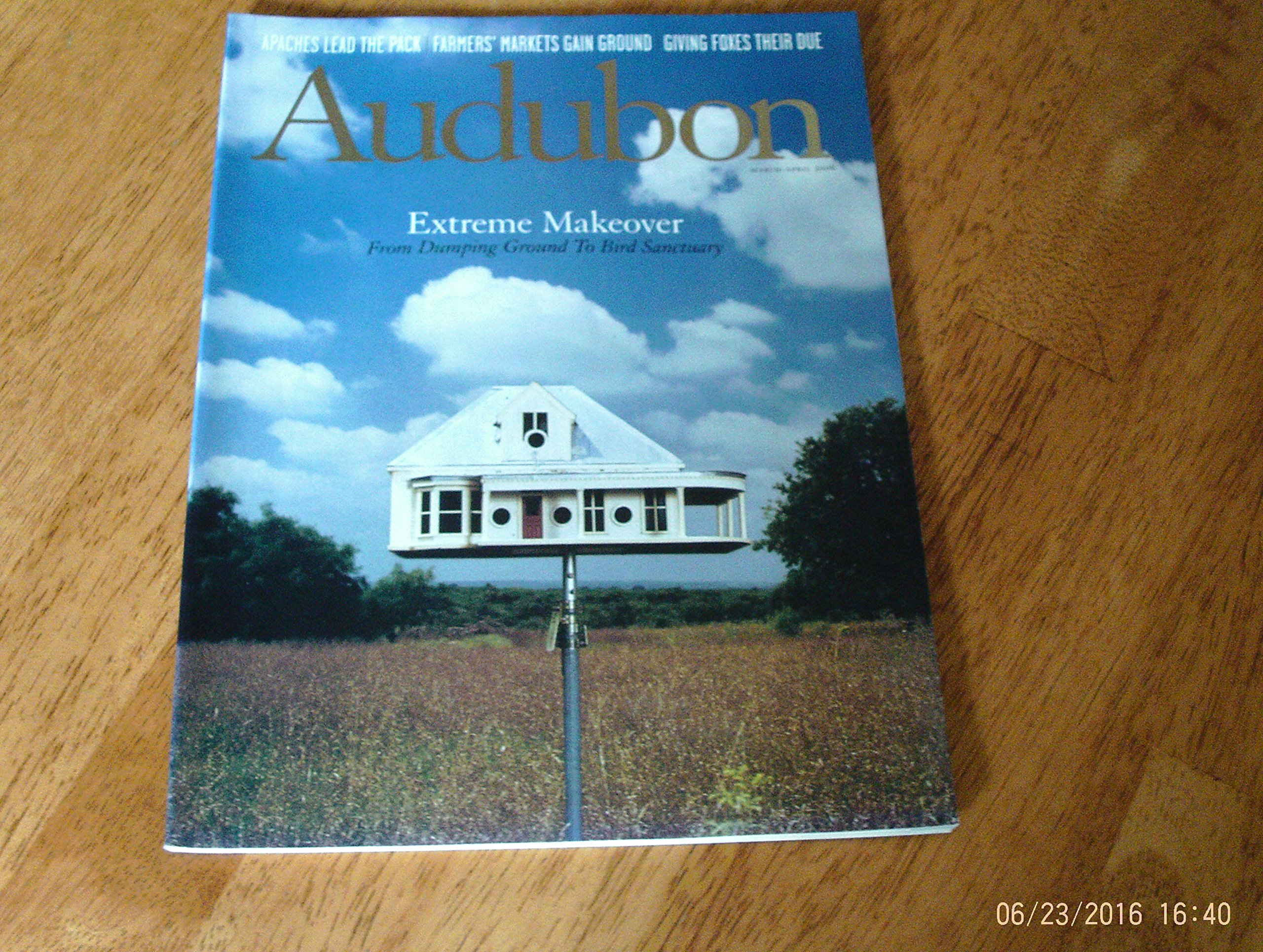 Audubon Magazine, Vol. 108, No. 2 (March April, 2006) pdf epub