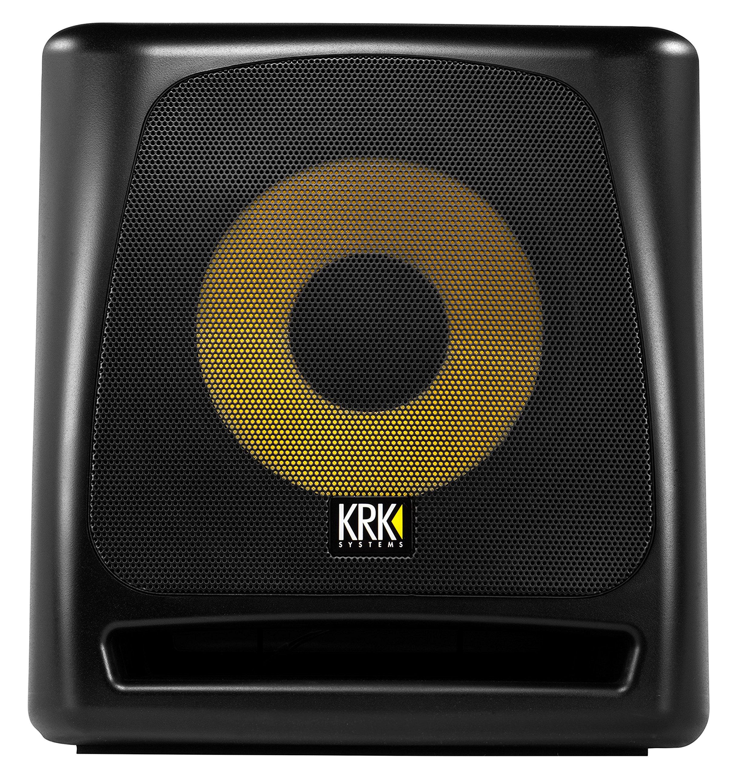 KRK 10S2 V2 10'' 160 Watt Powered Studio Subwoofer