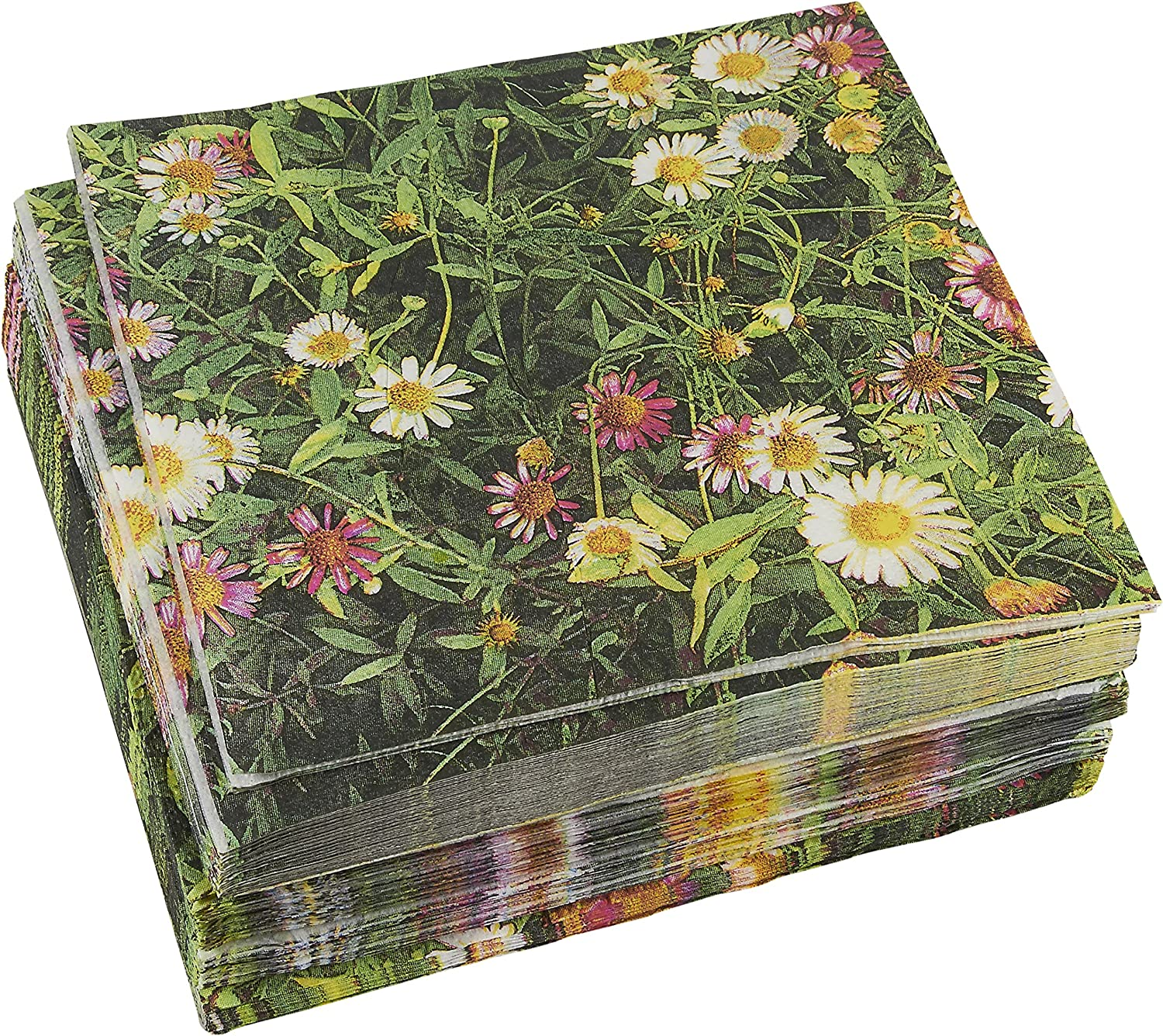 HERBS 4 x single paper napkins scrap booking tissue paper decoupage napkins