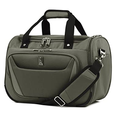 Travelpro Luggage Maxlite 5 18  Lightweight Carry-on Under Seat Tote Travel, Slate Green One Size