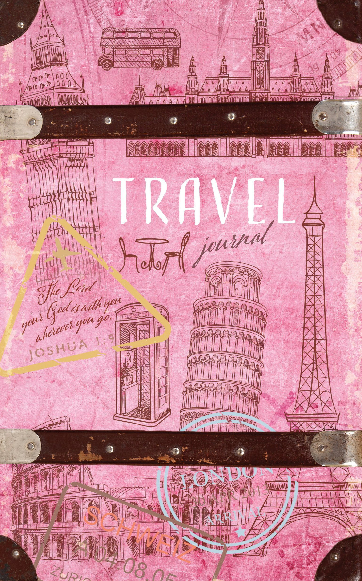 Travel Journal Belle City Gifts product image