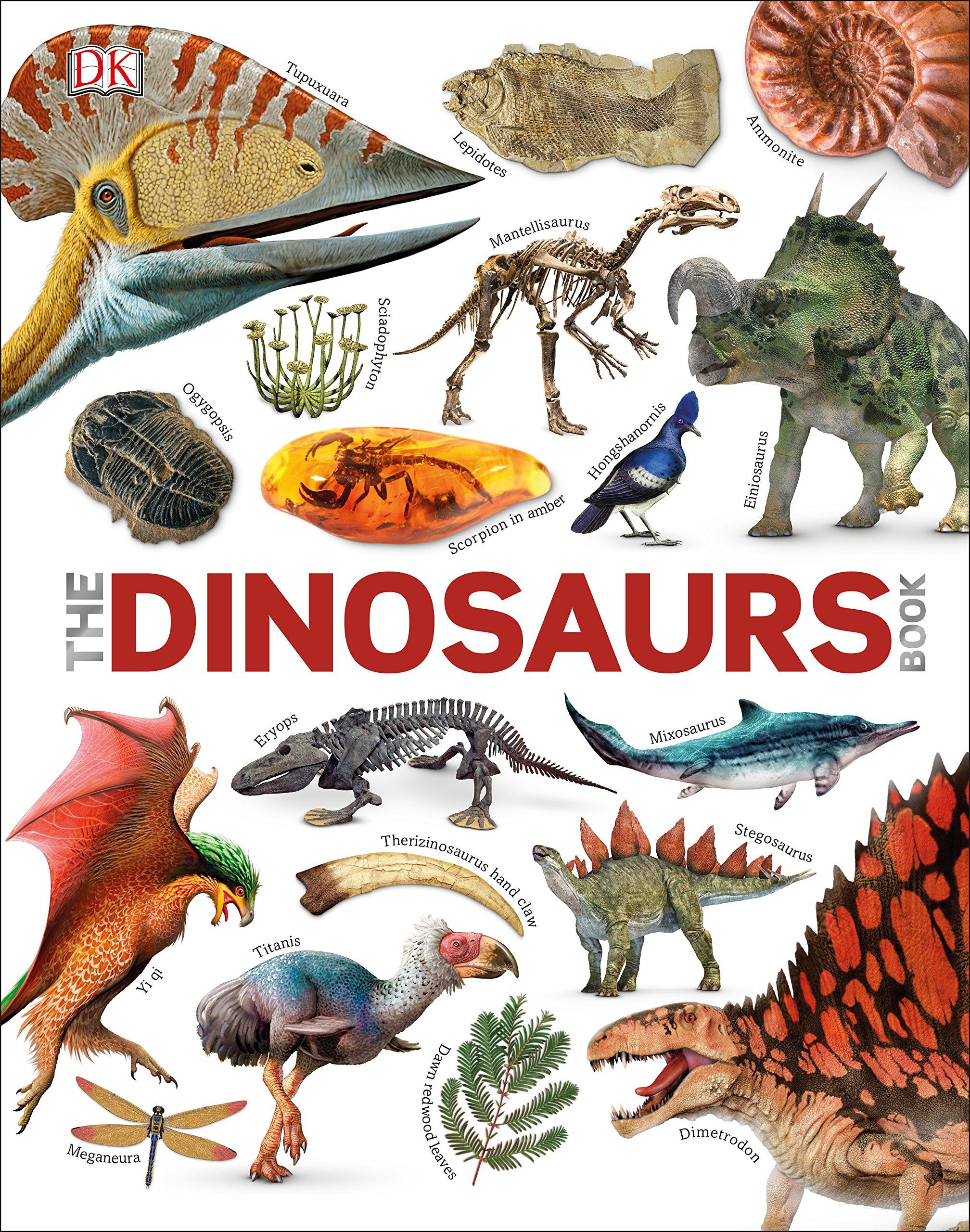 The Dinosaurs Book (Dk): Amazon.co.uk: DK: 9780241300077: Books