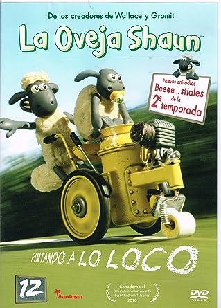 La Oveja Shaun 12 [DVD]