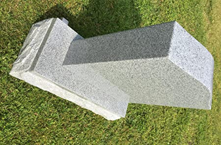 Amazon com: Upstate Stone Works Granite Memorial Die & Base (All