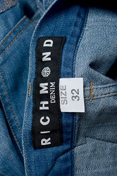 Ely /& Walker 15255375 Mens Made in USA Enzyme Washed Carpenter Jeans Denim 33 32 Size 33-32