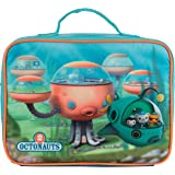 "Octonauts Insulated Lunch Sleeve - Reusable Heavy Duty Tote Bag w Mesh Pocket -""Pod"""