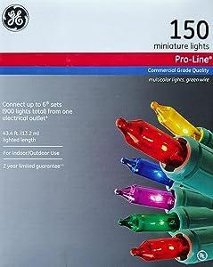 GE Pro-Line Commerical Grade Mini String Light Set