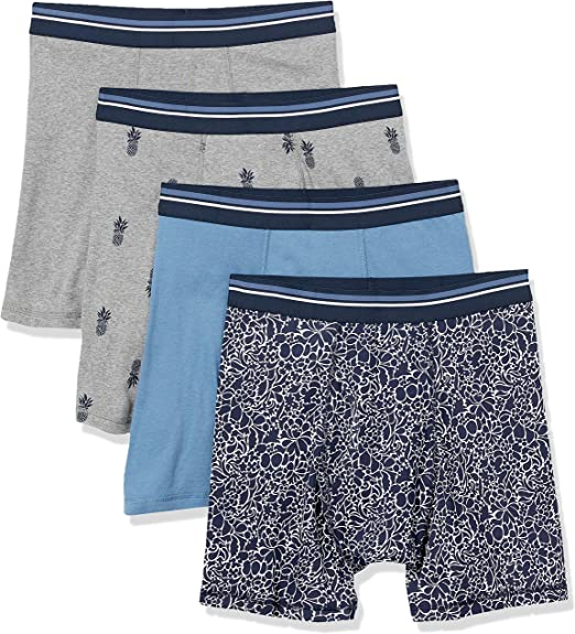 Pack de 5 Essentials 5-Pack Tag-Free Boxer Briefs Boxer-Briefs Hombre
