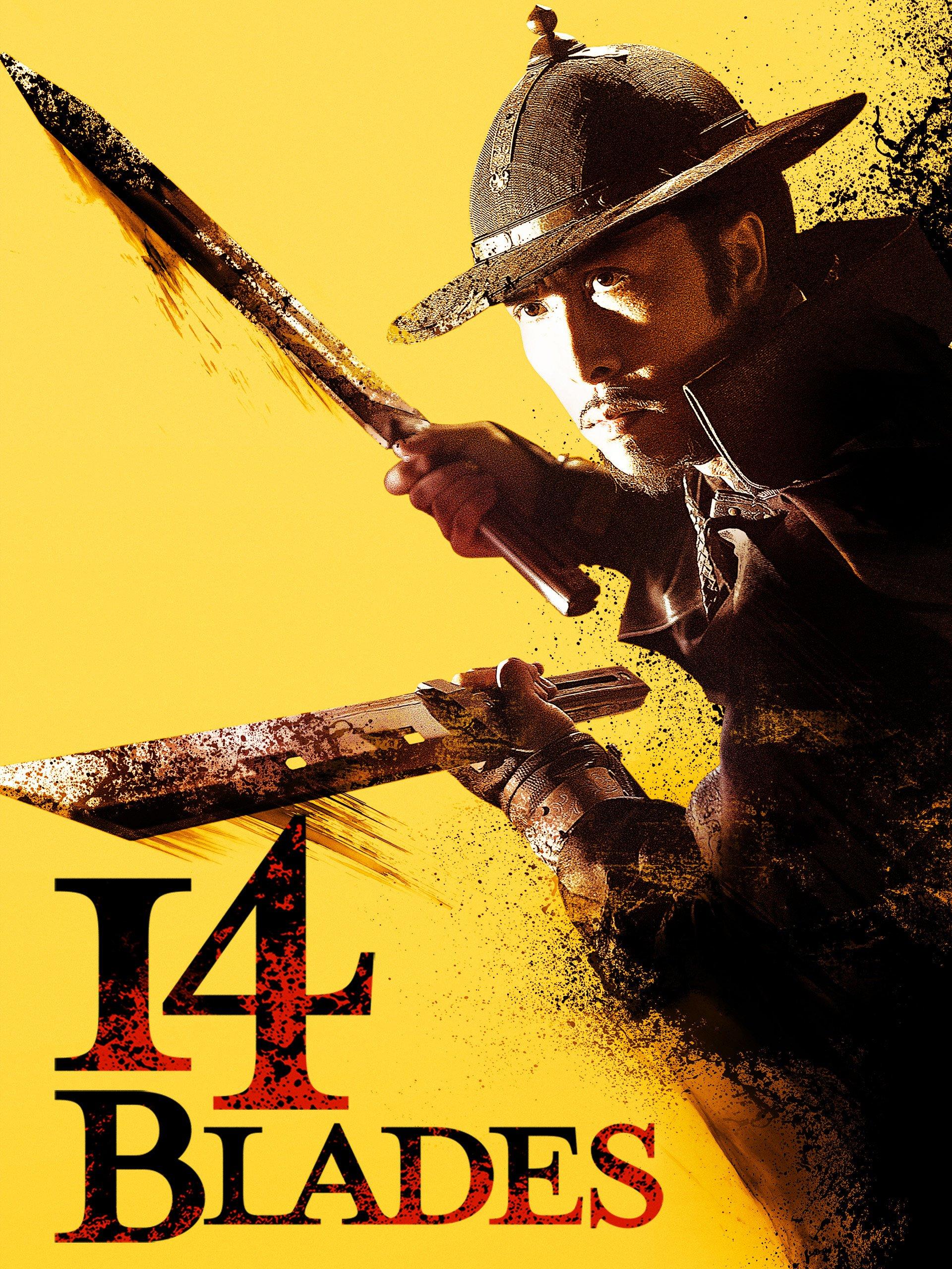 14 blades full movie english sub