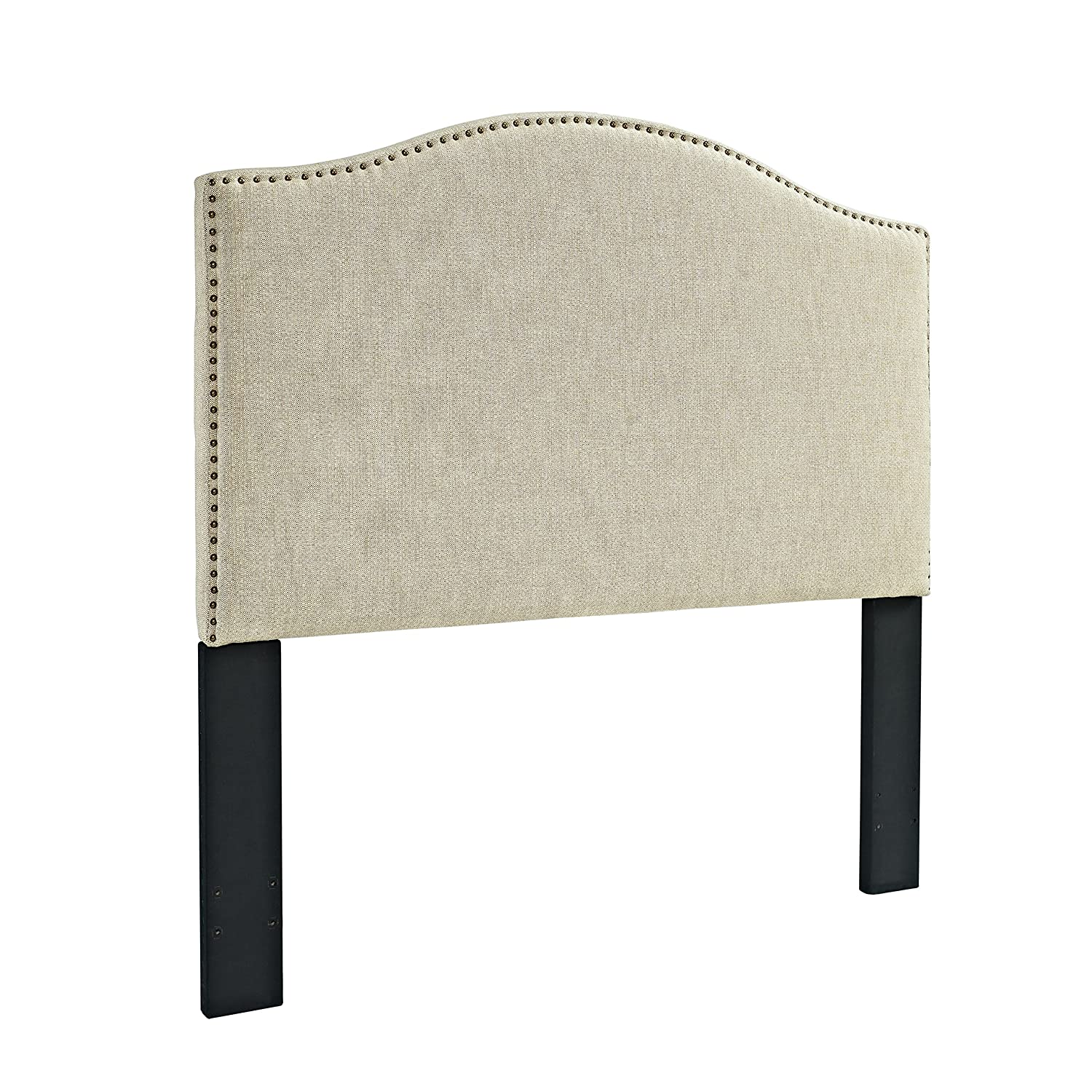 Pulaski Selma Upholstered Bed Bench, Tan Home Meridian International DS-8632-400