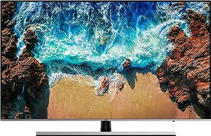 Samsung Nu8009 163 Cm 65 Zoll Led Fernseher Ultra Hd Twin Tuner Hdr Extreme Smart Tv Modelljahr 2018 Amazon De Heimkino Tv Video