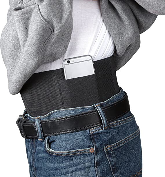 Details about  /2020 New CQC Tactical Adjustable Concealed Carry Band Waist Holster Hunting Belt