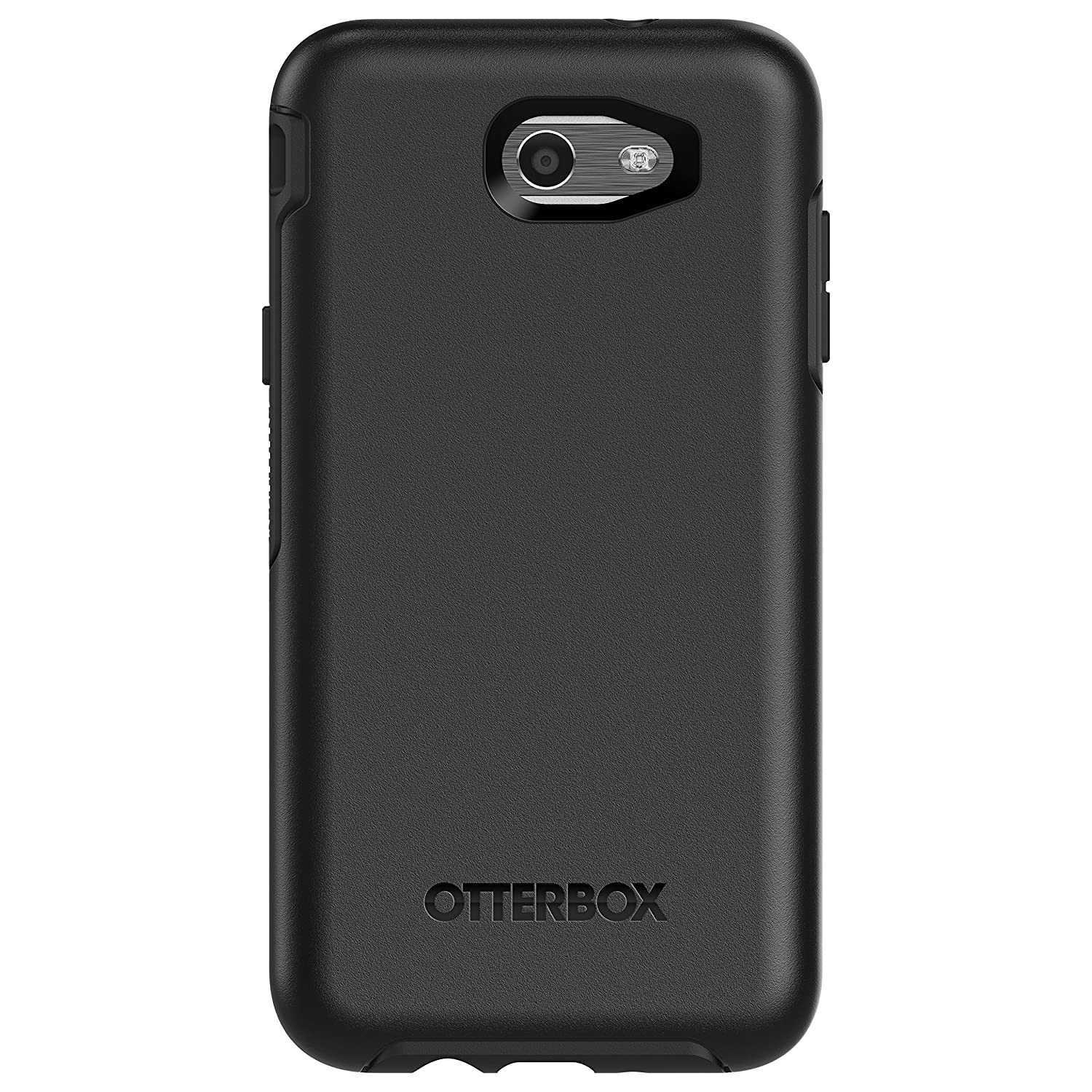 meet dd3c9 94830 OtterBox SYMMETRY SERIES Case for Samsung Galaxy Express Prime 2/Amp Prime  2/Sol 2/J3 Emerge/J3 Prime/J3 Luna Pro - Retail Packaging - BLACK