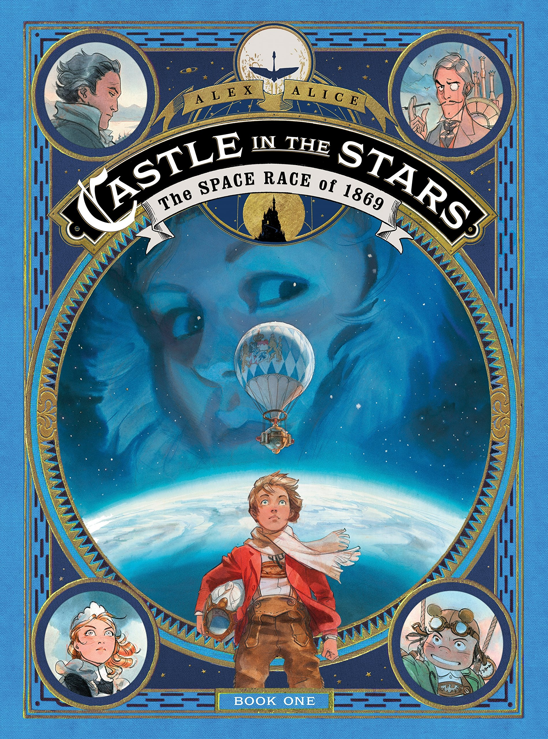 Download Castle in the Stars: The Space Race of 1869 PDF