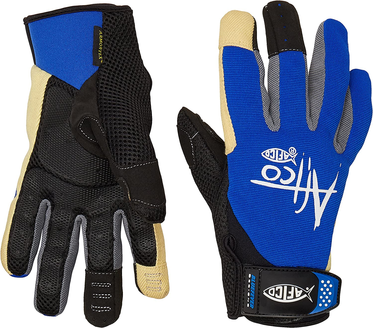 Pick Your Size AFTCO Release Fishing Glove Free Shipping